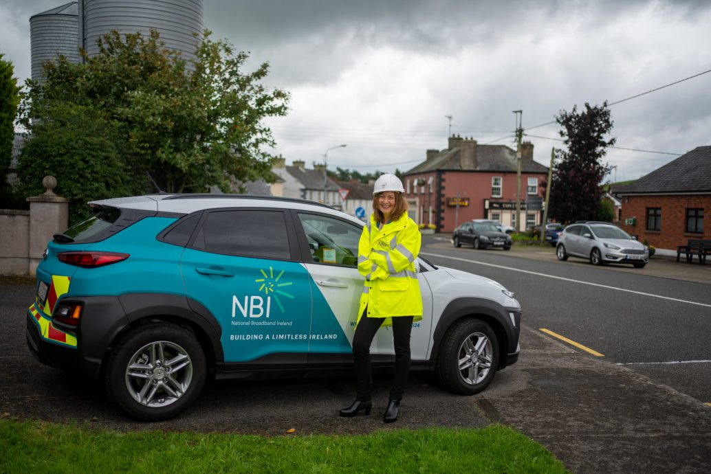 Claire Donnelly NBI Project Manager